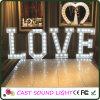 LED 연애 편지 표시 결혼식 빛/공상 훈장 결혼식