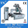Maquinaria de Woodworking padrão do router do CNC do corte da gravura do CE