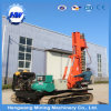 Bélier hydraulique diesel de poste de frontière de sécurité de route de marteau de poste de rambarde de route