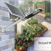 einfache 30W installieren halb integrierte Solarbeleuchtung-im Freiengarten-Yard-Straßenlaterne