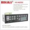 M200 Am FM 12V/24V Universal Worldwide Frequency SD Aux Car Radio с Bluetooth для Excavator Grader Loader Yacht