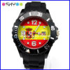 Spanish Flag Ice Cool Watches