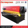 Máquina de estaca de corte Nc do metal hidráulico de QC12y/K 20X6000