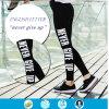 Оптовым сексуальный изготовленный на заказ Nylon сделанные по образцу Spandex гетры йоги гимнастики женщин