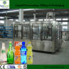 SUS304 Material de Carbonated Water Bottling Plant