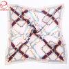 Затавренный квадратный Silk шарф