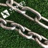 Corrente de ligação longa inoxidável do aço DIN763
