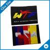 Etiketten van de Kleding van de Vouwen van het eind de Veelkleurige Geweven voor Eenvormige Taekwondo