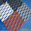 Lamina di metallo in espansione alluminio ricoperta PVC