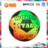 Pvc Colorful Inflatable Printing Ball voor Toy van Children (KH6-70)