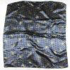 Lenço 80x80cm do poliéster/o de seda