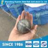 熱い販売の水晶砂のプラントのための高い硬度の125mm造られた粉砕の鋼球