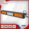 2016 대중적인 90W 7200lm 크리 말 Chips LED Light Bar