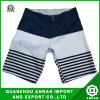 Beach Shorts di Spandex Men del poliestere con Striped