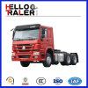 Camion de tracteur du camion 371HP de tête de bas de page de Sinotruk 6X4