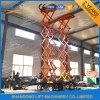 Piattaforma aerea idraulica mobile dell'elevatore