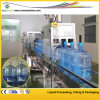 Decapsuladora del agua de 5 galones, Brusher, Rinser, llenador, máquinas del capsulador