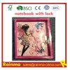 Capretti Notebook con Lock per Stationery Gift