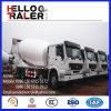 Carro del mezclador concreto de HOWO 6X4 12m3