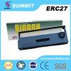 Ruban d'imprimeur de remplissage des composants de l'imprimante compatible pour Epson Erc27 N/D