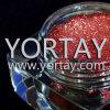Polvo rojo del lustre del metal de la chispa