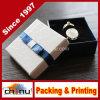 Rectángulo de joyería de papel modificado para requisitos particulares OEM del regalo (140002)