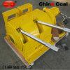 Guincho do raspador do ar de mineração subterrânea com bandeja do raspador