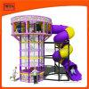Crianças engraçado macio Indoor Playground para parque de diversões