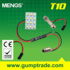 Mengs&reg ; Éclairage LED de T10 Sv8.5 Ba9s 1.5W Auto avec du CE RoHS SMD 2 Years'warranty (120140021)
