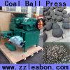 Assado e de carvão/carvão vegetal da fornalha máquina da imprensa da esfera do pó da poeira