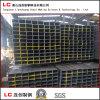 Pipa de acero rectangular del carbón común