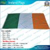 Qualité 160GSM Polyester 100% Irlande National Flag (J-NF05F09026)