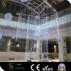 Indoor Outdoor LED Curtain Light Decoração de Natal