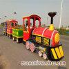 最上質の娯楽は子供公園の電車に乗る