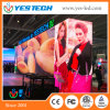 ファッション・ショーまたは製品の発売の会議のための一義的なL字型LED表示スクリーン