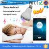 O assistente do sono, bulbo sem fio do diodo emissor de luz do altofalante de Bluetooth pode sincronismo