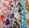 Respirer les chaussures de fleurs rayant le cuir synthétique d'unité centrale (HIS0016)