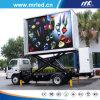 Afficheur LED polychrome de mobile de camion