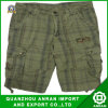 Casual Sport (P-1708#)를 위한 100%Cotton Men Cargo Short Pants