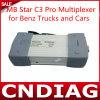 MB Star C3 PRO Multiplexer para Benz Trucks y Cars