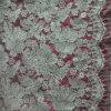 LadyのDressesのためのポリエステルCotton Lace Fabric