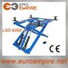 Il doppio cilindro idraulico Lxd-6000 Scissor l'automobile dell'elevatore