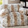 Tissu court d'ouatine de velours de pile pour le sofa de capitonnage