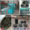 Comprimés cubiques de charbon de bois de narguilé de forme faisant la machine