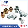 造られた油圧適切なアダプター(AT-SP)のための中国CNCの機械装置