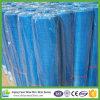 熱絶縁体が付いている耐火性のガラス繊維の網