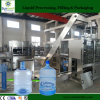 Agua Filling Machine para 18.9L Bottle agua potable Filling System
