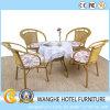 Het Dineren van de Tuin van de Rotan van het Ontwerp van de vrije tijd Populaire Chinese Reeks