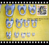 Nous Clichage Malléable Wire Rope Clip