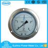 type commercial type indicateur de 100mm de dos de cas plaqué par chrome de pression rempli par liquide